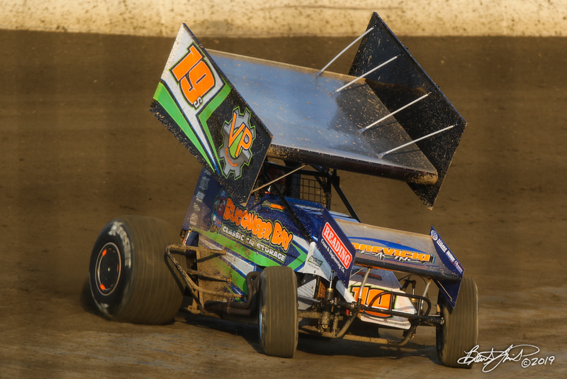 Capitol Renegade United Racing Company - Grandview Speedway - 19S Steve Drevicki