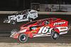 Grandview Speedway - 5 Frank Cozze, 16 Louden Reimert