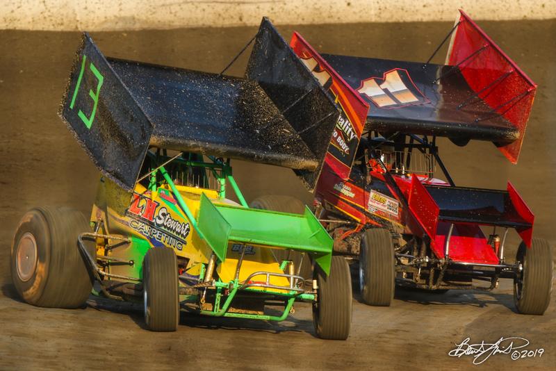 Capitol Renegade United Racing Company - Grandview Speedway - 13S Jonathan Stewart