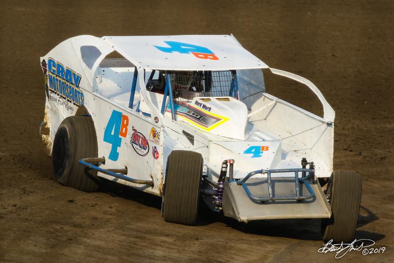 Grandview Speedway - 4B Clay Butler