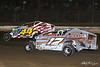 Grandview Speedway - 44M Doug Manmiller, 17 Ryan Grim