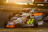 Grandview Speedway - 44A Josh Adams, 31 Mike Mammana