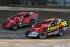 Grandview Speedway - 15 Mike Lisowski, 41D Meme DeSantis