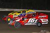 Grandview Speedway - 44 Danny Erb, 16 Louden Reimert