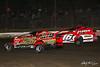 Grandview Speedway - 126 Jeff Strunk, 16 Louden Reimert