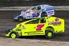 Grandview Speedway - 65 Bobby Gunther Walsh, OG7 Kenny Gilmore