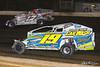 Grandview Speedway - 17 Ryan Grim, 19 Jared Umbenhauer