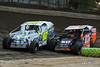 Grandview Speedway - 87 Eric Biehn, 611 Justin Grim