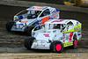 Grandview Speedway - 7 Brett Gilmore, 704 Kory Fleming