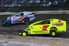 Grandview Speedway - 1C Craig Von Dohren, 7 Kenny Gilmore