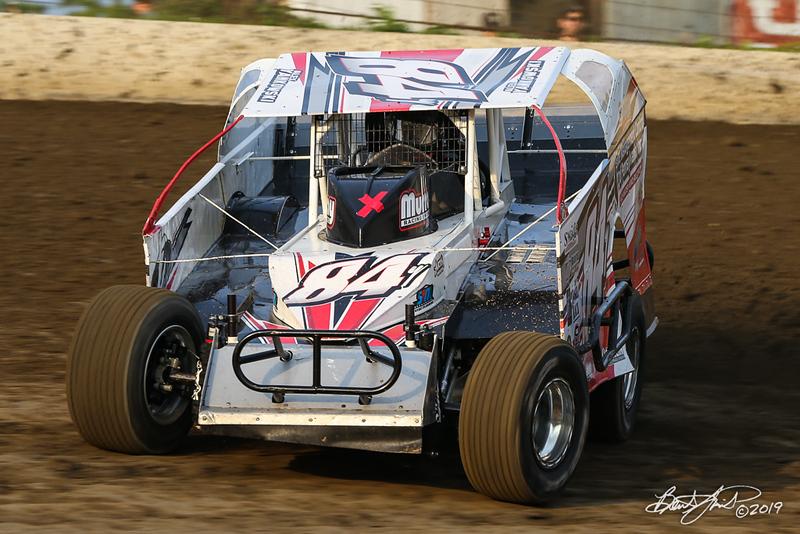 Grandview Speedway - 84Y Alex Yankowski