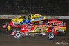 Grandview Speedway - 44 Danny Erb, 126 Jeff Strunk