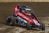 Ken Brenn Midget Masters - NOS Energy Drink USAC National Midget Championship - Grandview Speedway - 71K Tanner Carrick