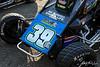 Ken Brenn Midget Masters - NOS Energy Drink USAC National Midget Championship - Grandview Speedway - 39BC Zeb Wise