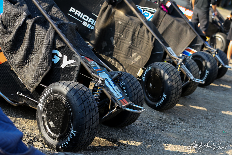 Ken Brenn Midget Masters - NOS Energy Drink USAC National Midget Championship - Grandview Speedway