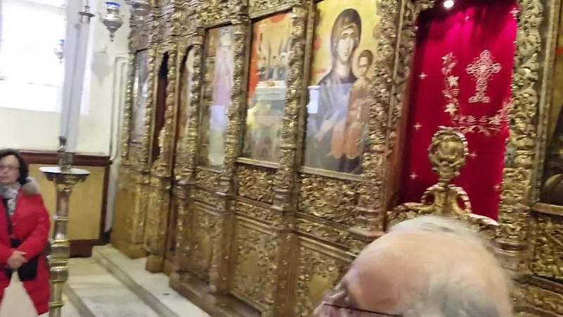 Ιερά Μονή Αγιάς Τριάδος Χάλκη