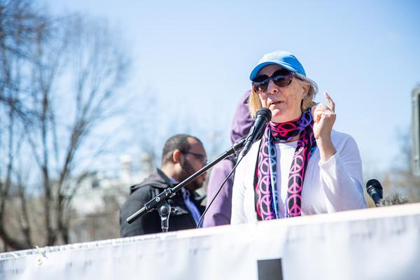 Hands Off Venezuela, Washington DC, March 16