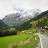 9/11 - Road down the Val d'Heren