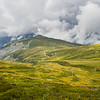 9/5 - Clouds over L'Aiguillette