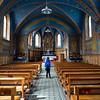9/11 - Church at Les Hauderes