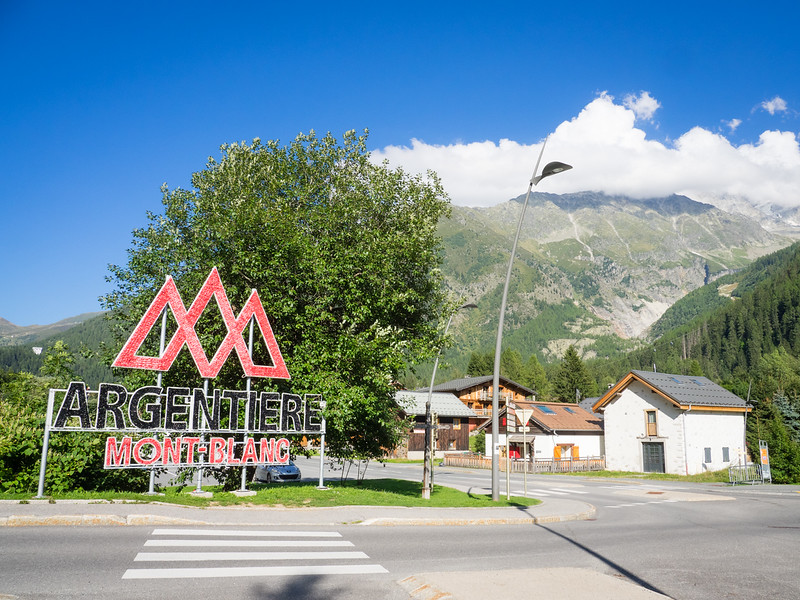 9/4 - Welcome to Argentiere