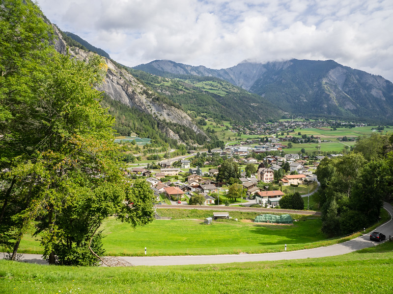 9/7 - Sembrancher and the Val de Bagnes