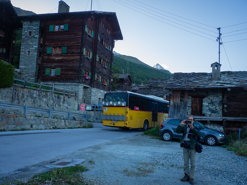 9/12 - Villaz bus stop