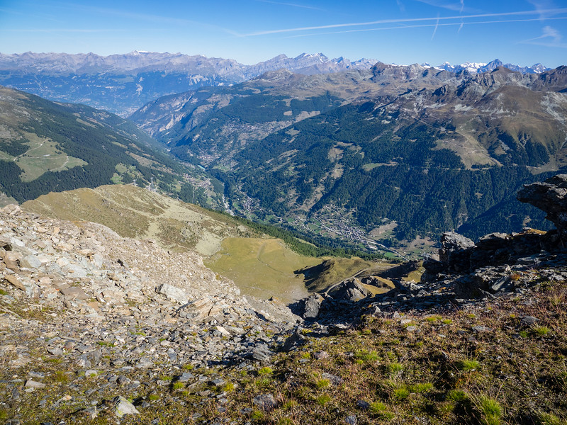 9/13 - The Val d'Anniviers