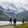 9/10 - Glaciers below Mont Blanc du Cheillon