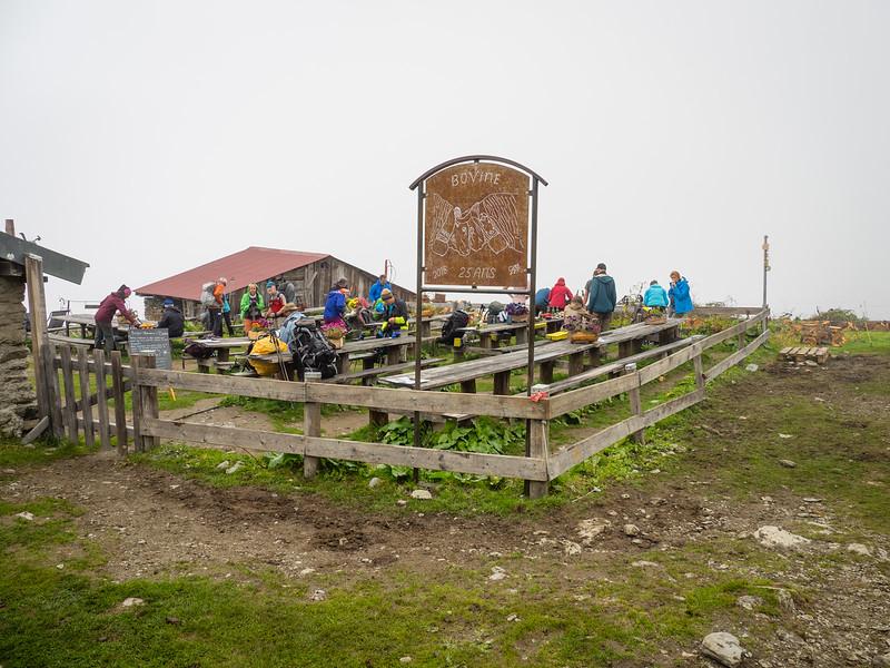 9/6 - Alp Bovine restaurant