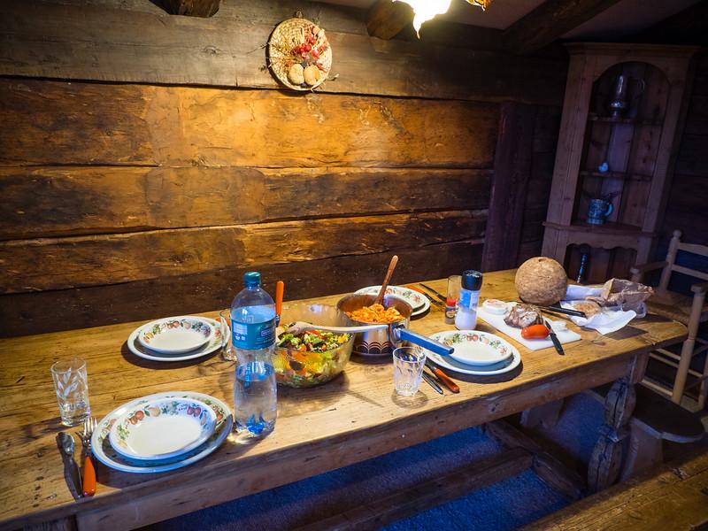 9/7 - Homemade dinner
