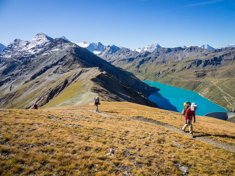 9/13 - Above Col de Sorebois