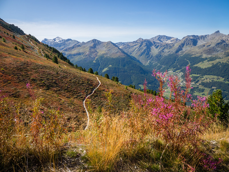9/14 - The Val d'Anniviers