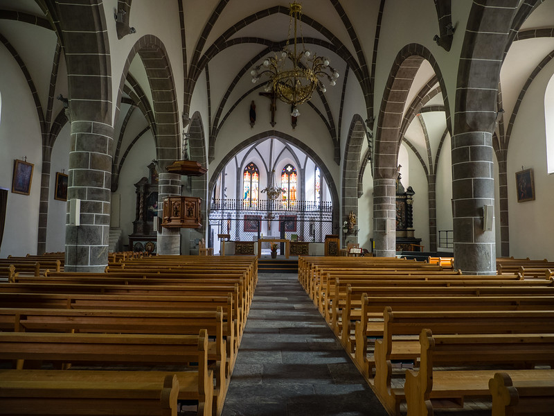 9/7 - Church in Le Chable
