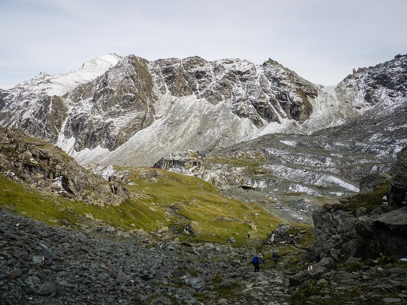 9/9 - Path down to Prafleuri
