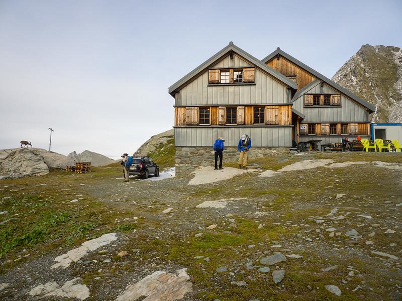 9/9 - The Cabane de Prafleuri
