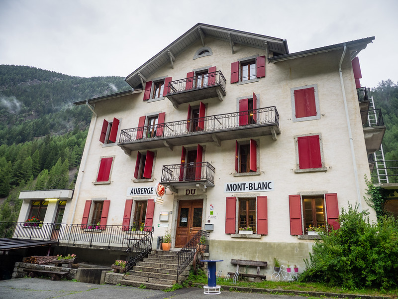9/5 - Auberge du Mont Blanc