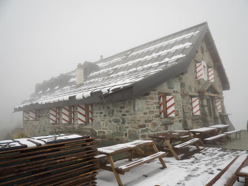 9/8 - Cabane du Mont Fort