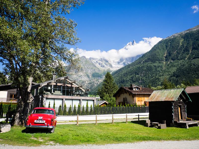 9/4 - Classic Volvo and Les Drus