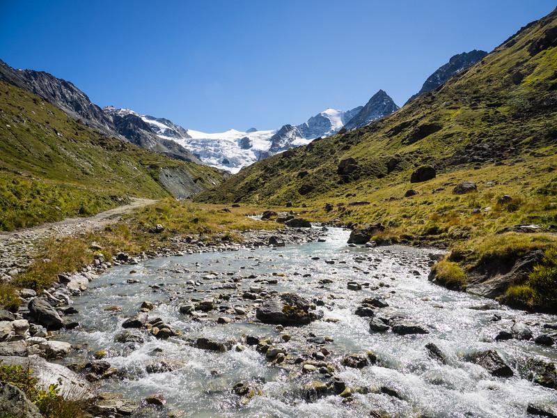 9/12 - Glacial runoff