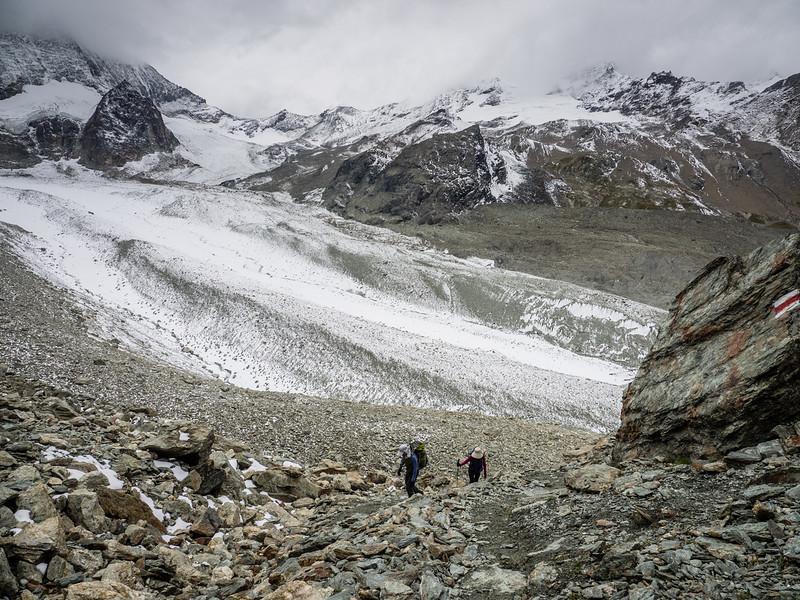 9/10 - Glacier de Cheillon