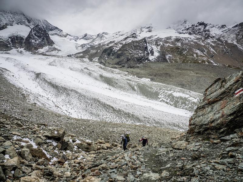 9/10 - Glacier de Cheilon