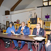 A panel discussion was moderated by Tiombe Tallie Carter, that included Cynthia Gilkeson, Pastor Ed Benson, Bishop Robert Diaz and Pastor Mary Lou as part of the Black History Committee of the Hudson Valley Annual Rev. Dr. Martin Luther King Jr Memorial Service on Monday, January 21, 2019 at Mt. Carmel Church of Christ in Newburgh, NY. Hudson Valley Press/CHUCK STEWART, JR.