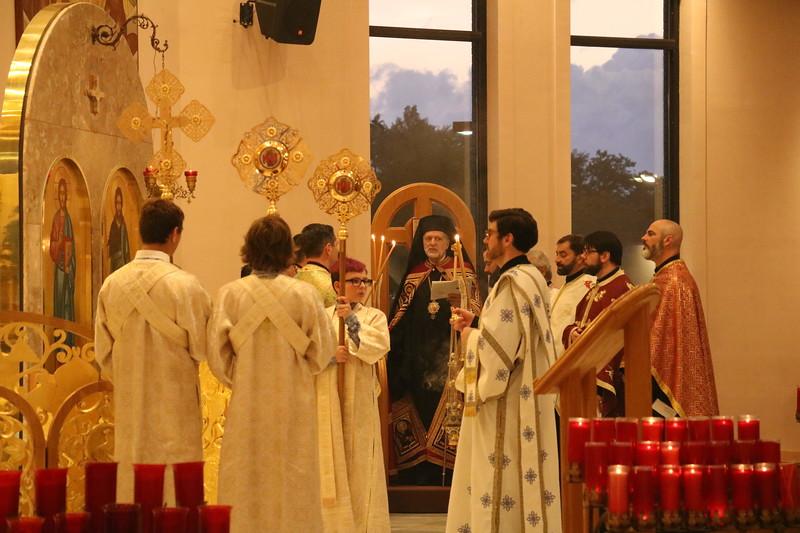 Holy Cross Vespers