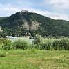 That's Visegrad castle across the Duna.