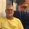 Ákos on the train, but got off in Debrecen.