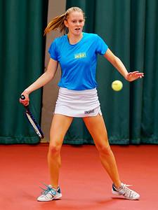 01a Sophie Schouten - ITF Juniors The Hague 2019
