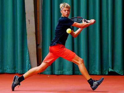 03b Liam Liles - ITF Juniors The Hague 2019