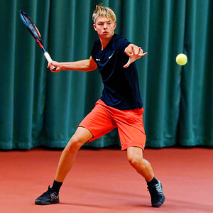 03a Liam Liles - ITF Juniors The Hague 2019