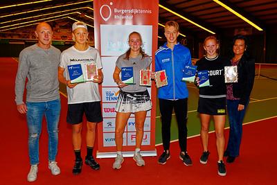 05b All finalists - ITF Juniors The Hague 2019